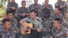 【退伍季】军营版《成都》唱尽老兵的不舍