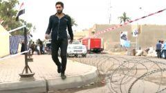伊拉克巴格达市中心遭迫击炮袭击