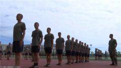南昌警备区组织即将入伍新兵进行役前训练和传统教育