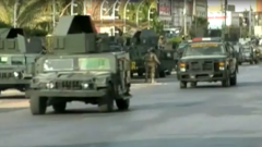 伊拉克巴士拉实施宵禁  安全部队进驻