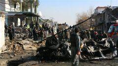 阿富汗喀布尔发生自杀式爆炸袭击