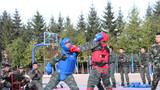 """长白山下,练兵正酣。连日来,武警吉林总队部分单位300余名特战队员在通化地区集结,开展了为期7天的""""魔鬼周""""极限训练。"""