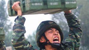 """淬火成钢 武警忻州支队官兵再战""""魔鬼周"""""""