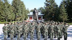 任职前第一课:缅怀抗日民族英雄杨靖宇