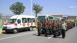 武警陕西总队执勤支队喜迎首批新兵入营