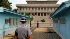 韩朝举行会谈就军事协议进行磋商
