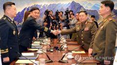 韩朝或就设立军联会和热线达成明文协议