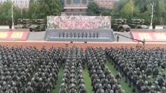 """陆军""""百连万人""""新条令比武考核全面展开"""