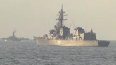"""""""卡卡杜-2018""""多国海军展开海上实兵自由对抗"""