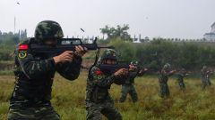 武警忻州支队强化提升特战官兵射击能力