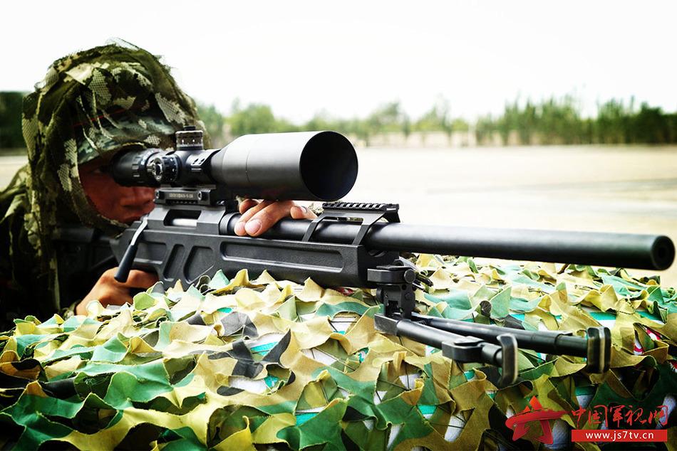 图32、精确狙击。
