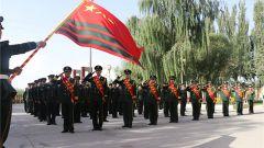 武警兵团总队六支队转业干部:最后再敬一次军礼
