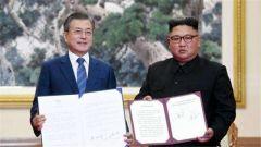 《防务新观察》20180921朝韩第三次会晤