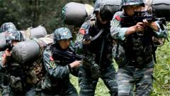 武警陕西总队第三季度魔鬼周极限训练纪实