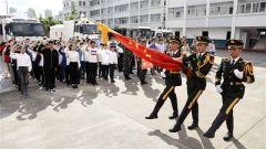 江苏泰州:军营开放日 我与国防教育零距离