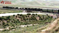 导弹押运兵的故事:一年大半时间都在火车上