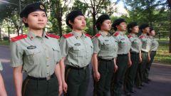 女兵心声|青春不负橄榄绿 从此一心赴前程