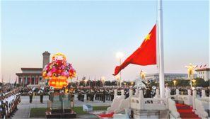 举国欢庆佳节 战士使命如山