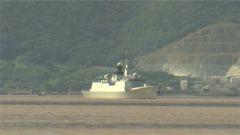 海军第29批护航编队凯旋