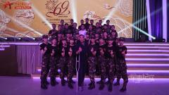 《军事纪实》20181004祝福献祖国