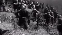 釜谷里南山战斗:志愿军一把军号吓退敌人