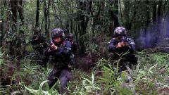 武警云南总队某支队:模拟实战背景 练就反恐尖兵