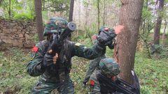 武警河南总队:山地丛林锤炼反恐精英