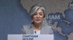 韩外长言论引反响 韩美涉朝事务协商受关注