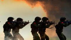 武警部队组织第二期新军事训练大纲集训