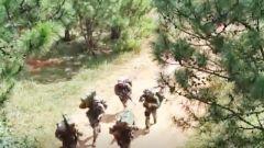陆军第75集团军某旅:侦察兵野外侦察综合演练