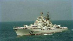 仅用40年 我国海军就进入快速发展阶段
