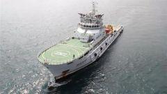 军地20多艘舰船联合演练防险救生
