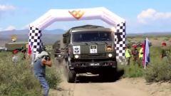 国际军事比赛军事拉力项目 中国队参赛情况战绩颇丰