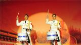 打击乐表演:《水兵与鼓》