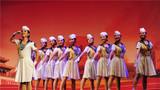 海军老干部舞蹈队集体舞:《阳光海》