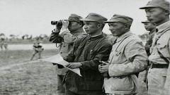 第三野戰軍初創時的兵力構成