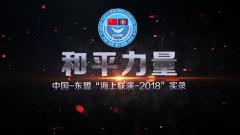 """和平力量 中国-东盟""""海上联演-2018""""演习实录"""
