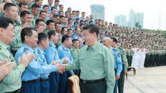 习近平视察南部战区强调加快推进战区指挥能力建设