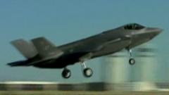 油路隐患  部分F-35战机再遭停飞