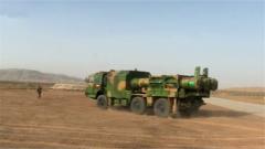 《军事报道》20181030防空兵实弹射击精准高效