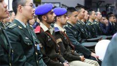 第六届陆军国际学员周在南京开幕
