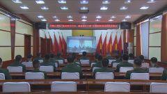 武警双鸭山支队:开展主题实践活动