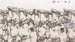 碧血丹心绘强军 军旅美术家聚焦改革强军新征程