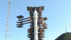 【全程回顾】第四十一颗北斗导航卫星上天啦!