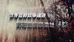 《军迷淘天下》20181104 鸡冠山抗联遗址寻踪