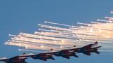 飞天迷彩 各国飞行队表演打包给你看