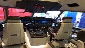 先睹為快!C929中俄遠程寬體客機樣機揭曉