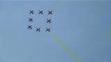 """高清大图看中国航展 飞行表演队特技就一个字""""酷"""""""