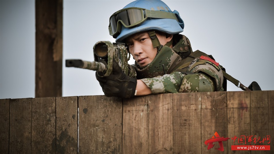 电影《中国蓝盔》最新剧照