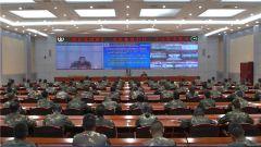 西部战区某军事检察院为万余名官兵进行法治宣讲